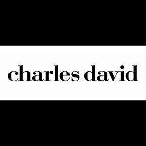 CHARLES DAVID strappy Stiletto